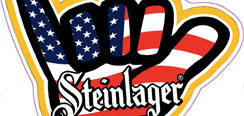 Steinlager Hawaii Sticker